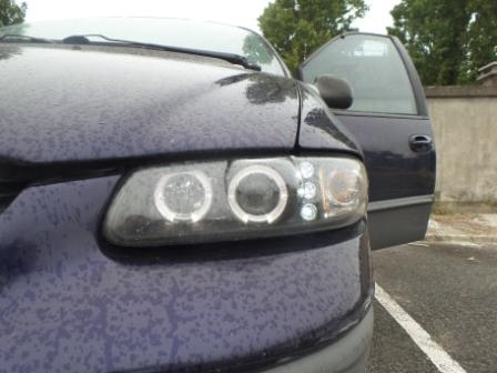 Installation de phares angel eyes sur mon S3 AWD LX 16g7dn