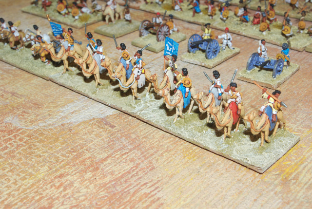armée osma dinga 15 mm terminée 095qyv