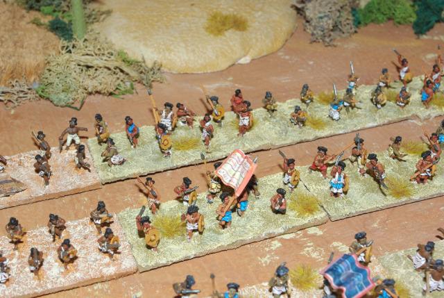 armée osma dinga 15 mm terminée 09j4q7