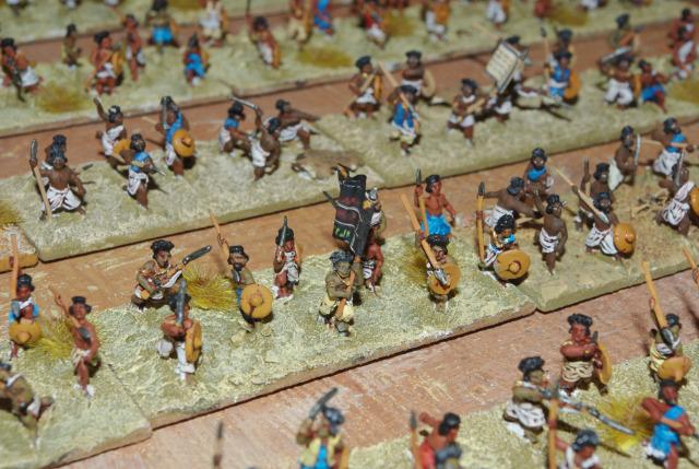 armée osma dinga 15 mm terminée 09oped