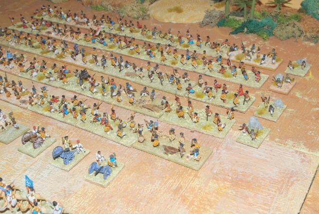 armée osma dinga 15 mm terminée 09rvux