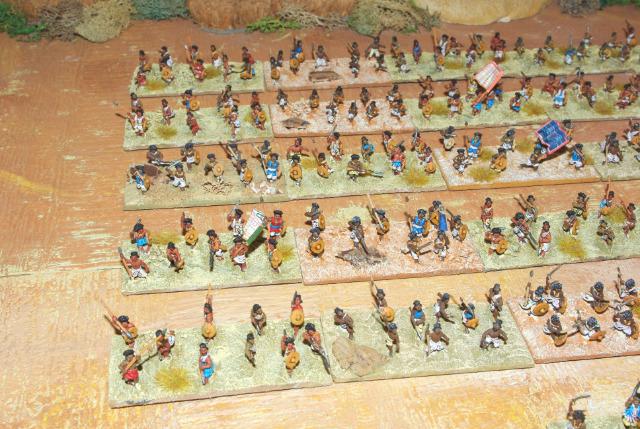 armée osma dinga 15 mm terminée 09xtw0