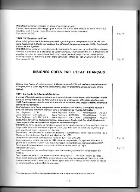 LES INSIGNES DE LA PREVOTE AFN 1943 A 1945 02zcgr