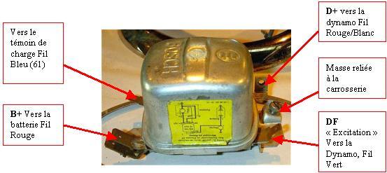 Recherche dynamo pour mon tea 20 perkins p3 - Comment controler un condensateur ...