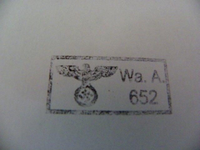 Wa.A 652 à quoi correspond ,,,,, 19qrzf