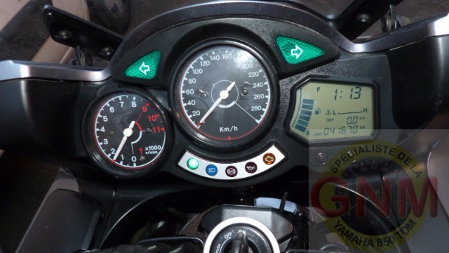 vds 1300 FJR ABS 2005 41700 kms 5400€  24mboh
