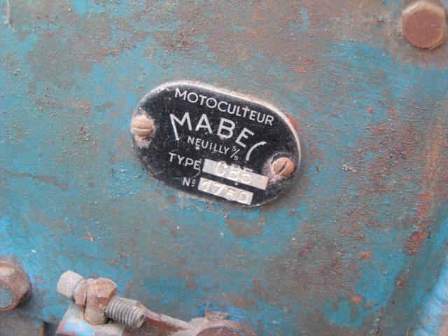 mabec - (vends) Mabec CB5 104jok
