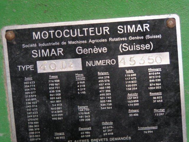 simar - Simar 40 D 07xbu2