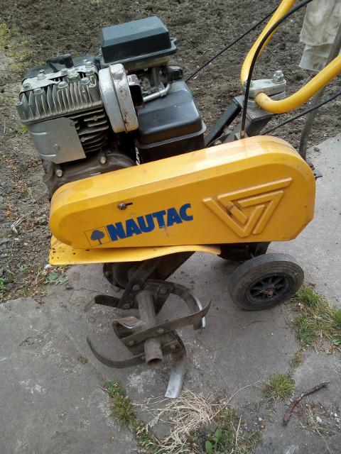 motobineuse Nautac 28si3d