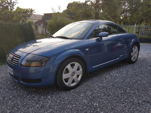 TT quatrro 225 ch de 2001 143y80