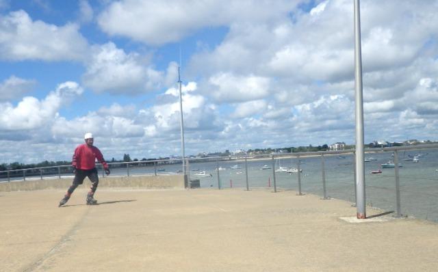 Vers l'estuaire de la Loire (Pornichet/LaBaule, St Brévin...) au fil du temps... - Page 8 13imme
