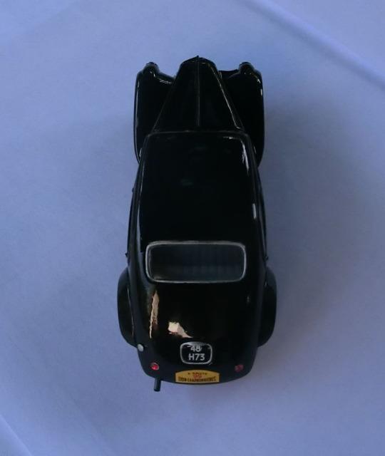 Traction Ricou au 1/43 243v5w
