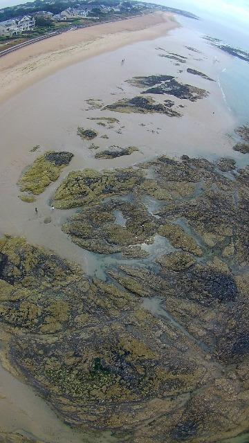La photo aérienne par cerf-volant ou avec une aile à caissons (KAP : Kite Aerial Photography) 02ft7x