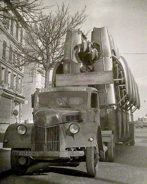 Transport de véhicules. 290rpd